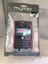 Brand New - Blackberry Curve 8900 - Red - Hard Case Cover - For Mobile Phone