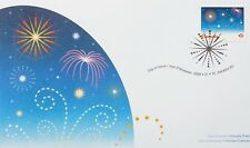 Canada Stamps, First Day Cover, Celebrations - 15/1/2008