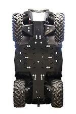 IB CF Moto CFORCE 500 HO EPS ( 550 ) HDPE plastic full skid plate Iron Baltic