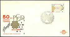 Netherlands 1968 Postal Cheque & Clearing Service FDC First Day Cover #C36159