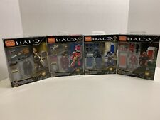 Mega Construx Halo Spartan Arms Power Pack Set of 4 - GFT49, GFT47, GLB65, GLB66