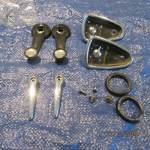 78 MG MIDGET WINDOW CRANK HANDLES~ PACKAGE DEAL L@@K~CLEARANCE