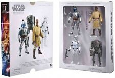 Star wars episode ii attack of the clones digital collection action figures