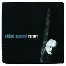 Michael McDonald - Motown [Import] Audio CD NEW