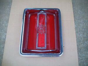 NOS MoPar 1977 Chrysler Cordoba Left or Right Taillight lens