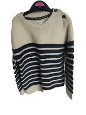 Mothercare Boys Cotton Striped Jumper Age 3-4 Years Brand New With Tags L@@K