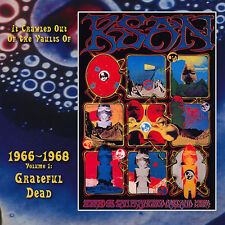 GRATEFUL DEAD  IT CRAWLED OUT OF THE VAULTS -  LIVE AT THE FILLMORE NOV 19 1966