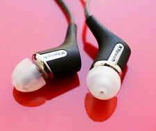 Klipsch R6i Noise Isolating 3.5mm In-Ear Headphones w/InLine Mic & Apple Control