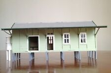 NSWGR  era HO scale PC2 Railway Station. made by Rail Central models,assembled.