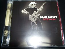 BRAD PAISLEY Hits Alive + Live Unreleased - 2 CD – Like New