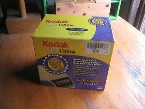 Kodak CD-R Ultima Silver + Gold