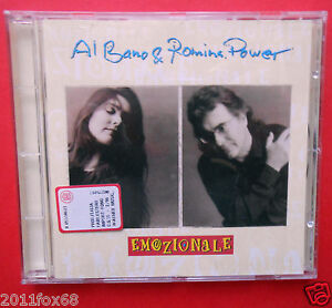 cds cd compact disc albano al bano romina power emozionale santa maria in mexico