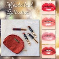 NEW! * LIPSENSE WONDERLAND COLLECTION - Sugar Plum, Candy Cane, Currant & Gloss
