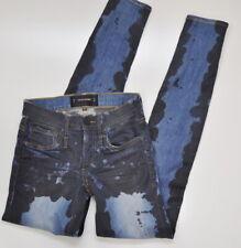 Calvin Rucker Size 24 Get Down on it Low Skinny Jeans Women's