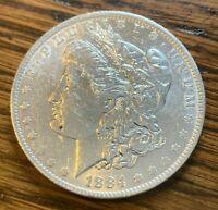 1884-O Beautiful New Orleans Minted Morgan Silver Dollar----90% SILVER