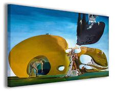 Quadri famosi Salvador Dali' vol II Stampa su tela arredo moderno arte design
