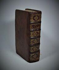 Pierre LE MOYNE SAINT LOUYS OU LA SAINTE COURONNE 1658 Gravures F. CHAUVEAU