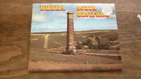 OLD AUSTRALIAN POSTCARD VIEW FOLDER, VIEW OF BURRA SOUTH AUSTRALIA
