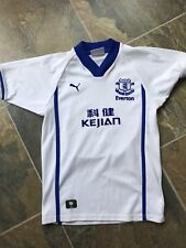 Vintage Everton Away Shirt 2002/03 Season #18 Rooney! Look In The Shop!