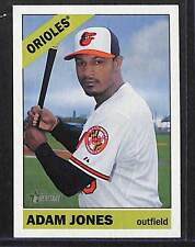 2015 Topps Heritage Baseball Mini #310 Adam Jones No 64 of 100
