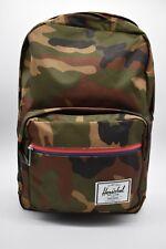 56abb51dd8a4 Herschel Supply Co. Pop Quiz Woodland Camo Backpack In Green RRP £75