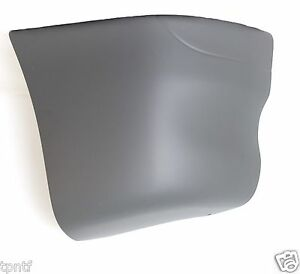 Fit Freightliner Columbia Bumper End Cap –Front-Right hand side-Gray(2002-2011)