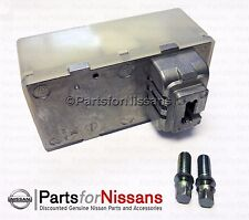 GENUINE NISSAN 2009-2010 ALTIMA MAXIMA IGNITION SWITCH ELECTRONIC STEERING BOX