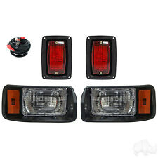 Club Car DS Factory Style Headlight Kit and Tail Lights Kit Golf Cart