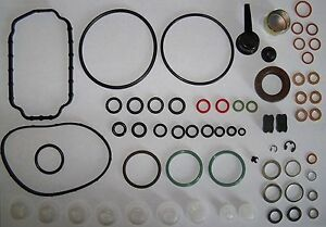 Bosch VE fuel pump seal repair kit for VW Transporter 1.9TD + free instructions