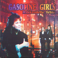 GASOLINE GIRLS AND PETROL BOYS Rakkaudella Tehty RockAdillo Zen 2012 1988 LP