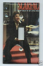 Scarface Light Switch Plate Cover Al Pacino Say Hello