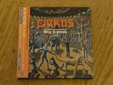 King Crimson: Cirkus 2 CD Young Person's Guide Live Japan Mini-LP PCCY-01356 (Q