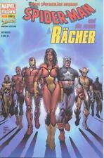 SPIDER-MAN/ RÄCHER # 1 VARIANT- COMIC ACTION 2005 - TOP