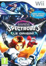 SPECTROBES  le origini -  nintendo Wii