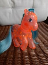 My Little Pony Vintage G1 - Happy Glow  💕🌺🦄 Glow 'N Show - Gorgeous Condition