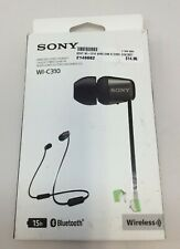 New SONY WI-C310 Wireless Stereo Headset