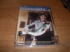 The French Chef 2 with Julia Child (DVD, 2005, 3-Disc Set) Cooking TV Show NEW