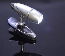 Luce Led Notturna Mini Lampada Da Libro Viaggio Light Per Lettura Con Clip hsb