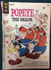 POPEYE #75 (1965) Gold Key Comics GOOD
