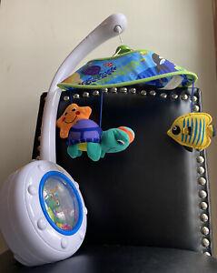 Baby Einstein Sweet Sea Dreams Baby Crib Musical Mobile