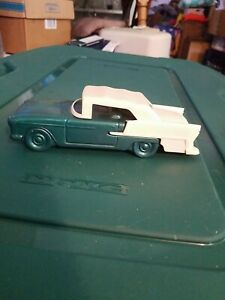 Vintage AVON 55 Chevy After Shave. Empty open box