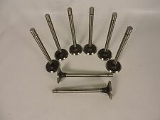 """Set of 8 USA Made Manley 351W Exhaust Valves 69 74 Mustang Torino Cyclone 1.54"""""""