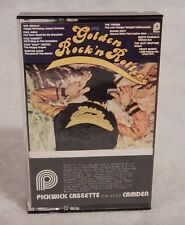 Golden Rock'n Rollers  - Pickwick - ACL 7032 - Compilation - Cassette