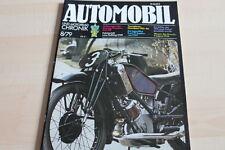 125447) Lanz Bulldog-Scott TT Replica-FIAT 501-automobilistica cronaca 08/1979