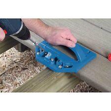 Kreg Ponte Jig Sistema Nascosto verande a vite manuale di installazione di sistema di aiuti Strumento