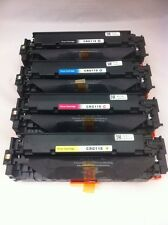 4Pk 118 Color Toner Cartridge for Canon ImageClass MF8380cdw MF8580cdw LBP7660