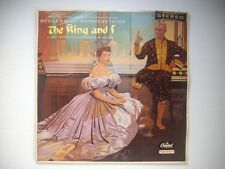 Rodgers & Hammerstein's THE KING AND I - LP Record - Vintage GC