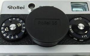 Rollei 35 Lens Cap BRAND-NEW