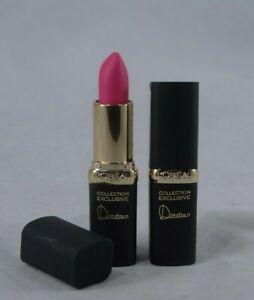 2 L'Oréal Paris Colour Riche Collection Exclusive Lipstick #707 Doutzen's Pink