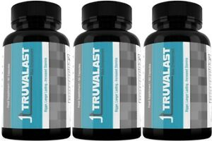 TRUVALAST MALE ENHANCEMENT FORMULA (3X60  CAPSULES) FAST Delivery